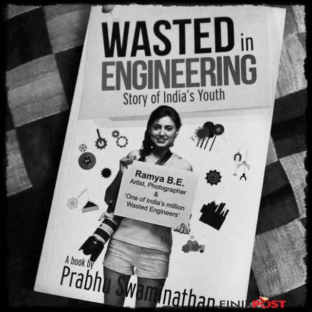 wasted in engineering by prabhu swaminathan