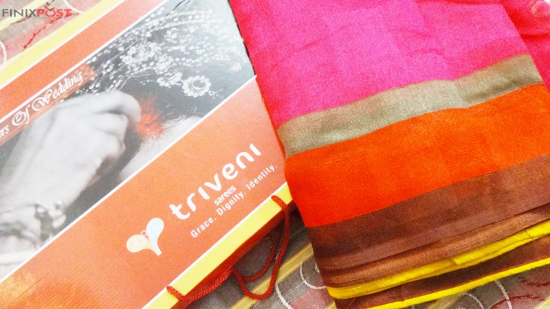 triveni sarees catalogue