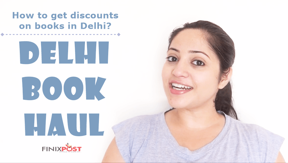 how to get discounts on books in delhi?