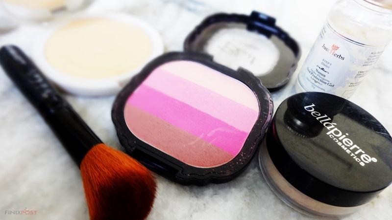 makeup i use