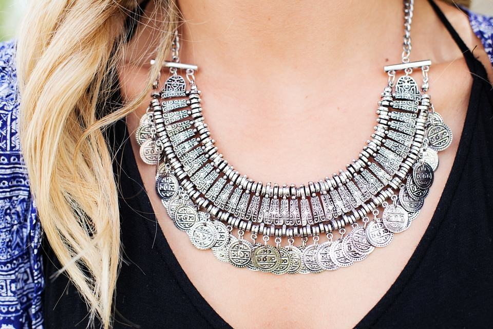 types of collar necklaces