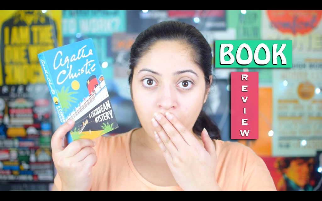 A caribbean mystery book review