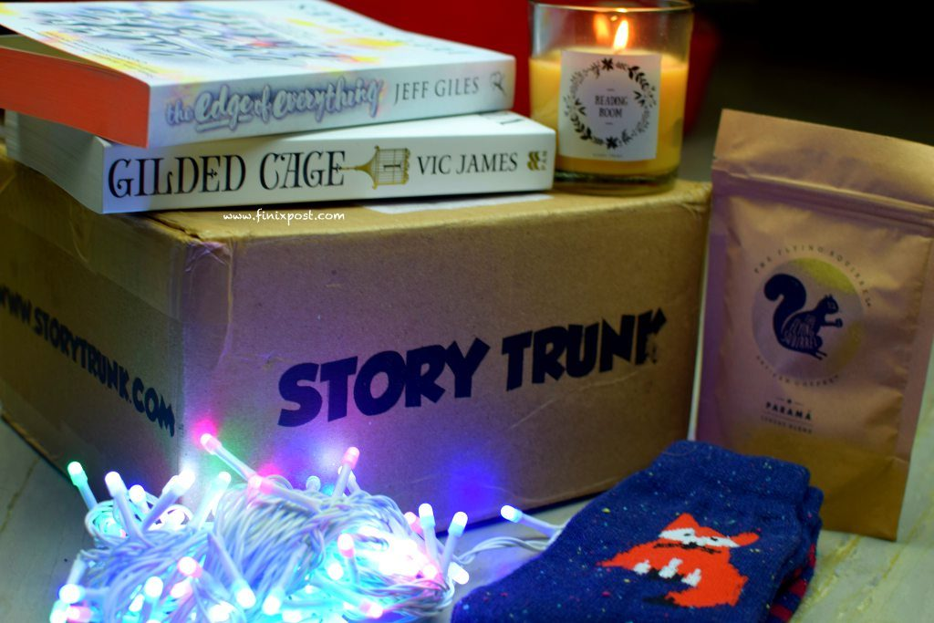 indian book box - story trunk