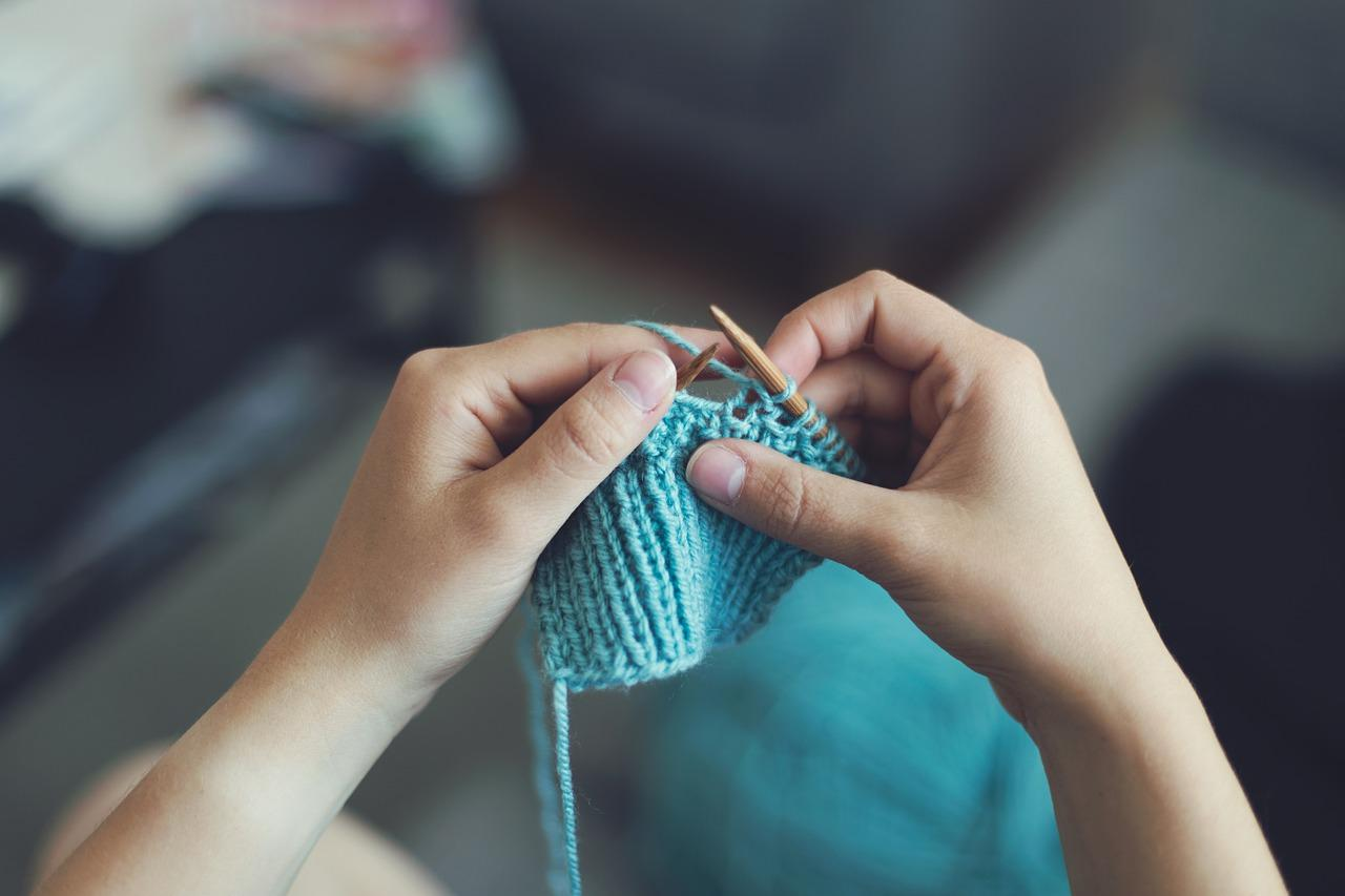 amazing hobbies - knitting